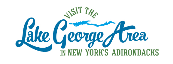 Visit Lake George Tourism logo.